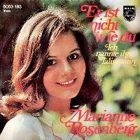 Cover Marianne Rosenberg - Er ist nicht wie du