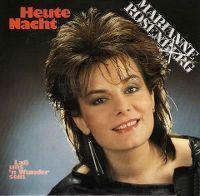 Cover Marianne Rosenberg - Heute Nacht