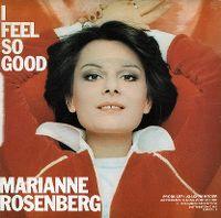 Cover Marianne Rosenberg - I Feel So Good