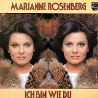 Cover Marianne Rosenberg - Ich bin wie Du