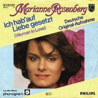 Cover Marianne Rosenberg - Ich hab' auf Liebe gesetzt