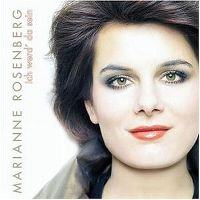 Cover Marianne Rosenberg - Ich werd' da sein