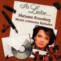 Cover Marianne Rosenberg - In Liebe... (Meine schönsten Balladen)
