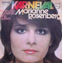 Cover Marianne Rosenberg - Karneval