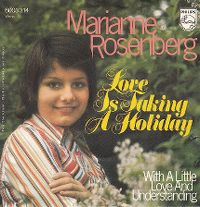 Cover Marianne Rosenberg - Love Is Taking A Holiday