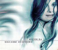 Cover Marianne Rosenberg - Wieder da