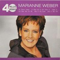 Cover Marianne Weber - Alle 40 goed