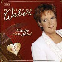 Cover Marianne Weber - Hartje van goud