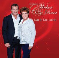 Cover Marianne Weber / John de Bever - Dat is de liefde