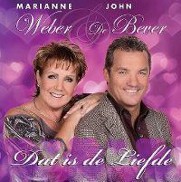 Cover Marianne Weber & John de Bever - Dat is de liefde