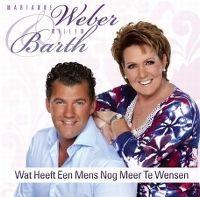 Cover Marianne Weber & Willem Barth - Wat heeft een mens nog meer te wensen