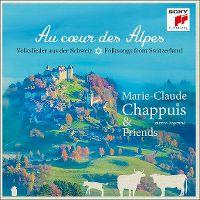 Cover Marie-Claude Chappuis - Au cœur des Alpes
