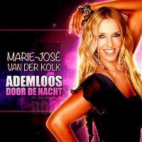 Cover Marie-José van der Kolk - Ademloos door de nacht