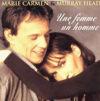 Cover Marie Carmen & Murray Head - Une femme un homme