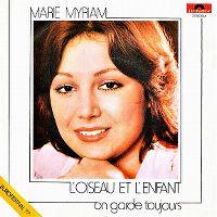 Cover Marie Myriam - L'oiseau et l'enfant