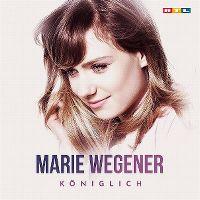 Cover Marie Wegener - Königlich