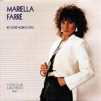 Cover Mariella Farré - Io così non ci sto