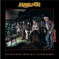 Cover Marillion - Clutching At Straws