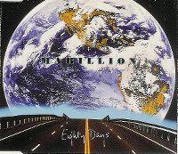Cover Marillion - Eighty Days