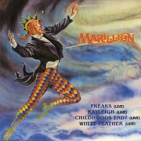 Cover Marillion - Freaks (Live)