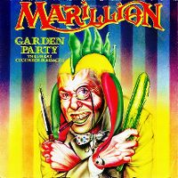 Cover Marillion - Garden Party