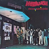 Cover Marillion - Incommunicado