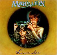 Cover Marillion - Lavender
