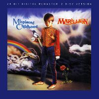 Cover Marillion - Misplaced Childhood