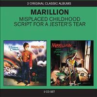 Cover Marillion - Misplaced Childhood + Script For A Jester's Tear