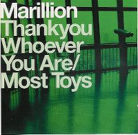Cover Marillion - Thankyou Whoever You Are
