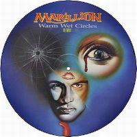 Cover Marillion - Warm Wet Circles