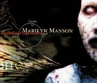 Cover Marilyn Manson - Antichrist Superstar