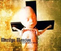 Cover Marilyn Manson - Disposable Teens