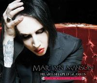 Cover Marilyn Manson - Heart-Shaped Glasses (When The Heart Guides The Hand)