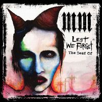 Cover Marilyn Manson - Lest We Forget - The Best Of