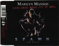 Cover Marilyn Manson - Long Hard Road Out Of Hell