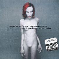 Cover Marilyn Manson - Mechanical Animals