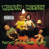 Cover Marilyn Manson - Portrait Of An American Family