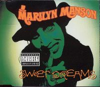 Cover Marilyn Manson - Sweet Dreams