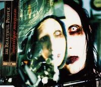 Cover Marilyn Manson - The Beautiful People
