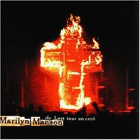 Cover Marilyn Manson - The Last Tour On Earth