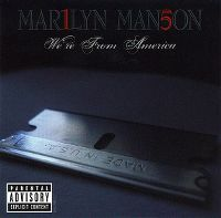 Cover Marilyn Manson - We're From America