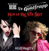 Cover Marilyn Manson vs. Goldfrapp - This Is The New Shit