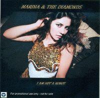 Cover Marina & The Diamonds - I Am Not A Robot
