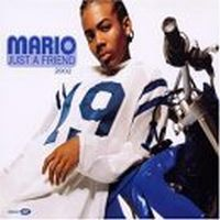 Cover Mario - Just A Friend 2002