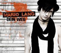 Cover Mario Lang - Dein Weg