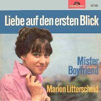 Cover Marion Litterscheid - Liebe auf den ersten Blick