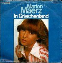 Cover Marion Maerz - In Griechenland