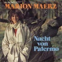 Cover Marion Maerz - Nacht von Palermo