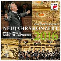 Cover Mariss Jansons / Wiener Philharmoniker - Neujahrskonzert 2016 - New Year's Concert